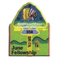 Shenandoah eX2014-3