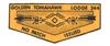 Golden Tomahawk ZF1