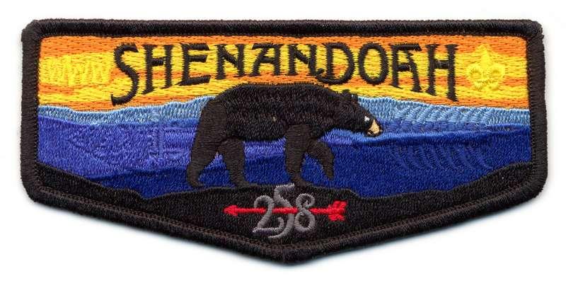 Shenandoah Lodge #258
