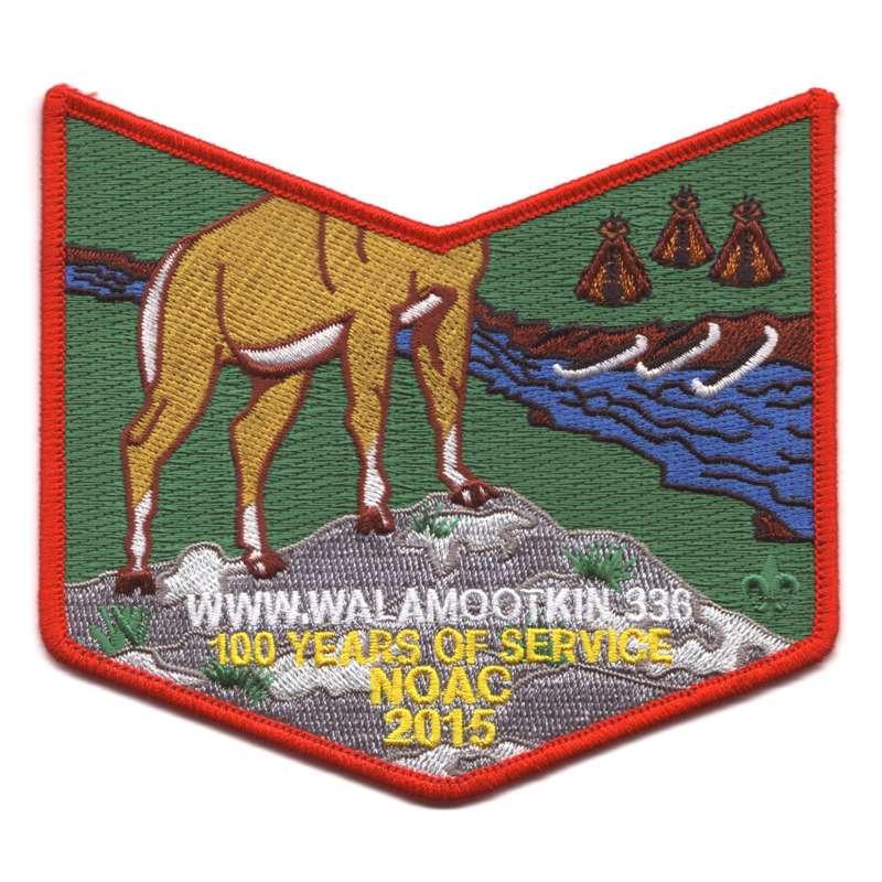 Wa-La-Moot-Kin X10