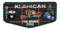 Klahican S52