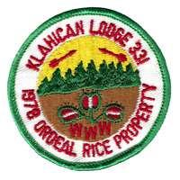 Klahican eR1978-1