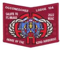 Occoneechee X131