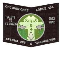 Occoneechee X133