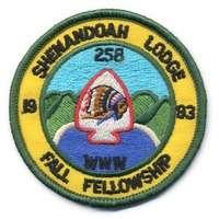 Shenandoah eR1983-1