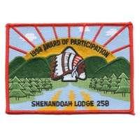 Shenandoah eX1998-3