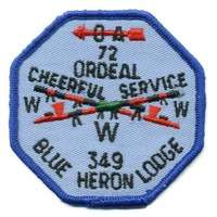 Blue Heron eX1972-1