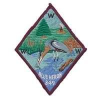 Blue Heron X1a