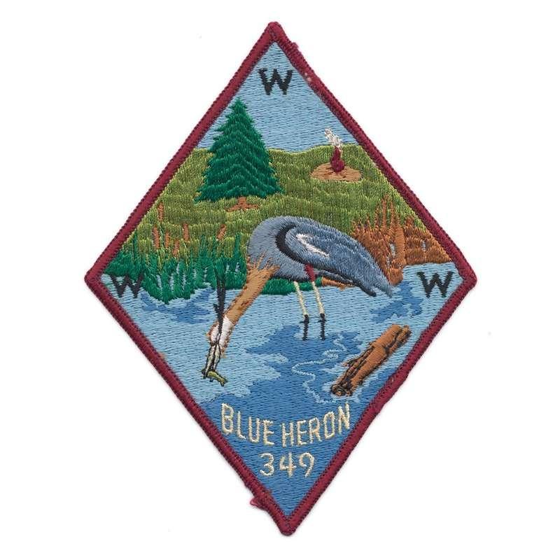 Blue Heron X2a