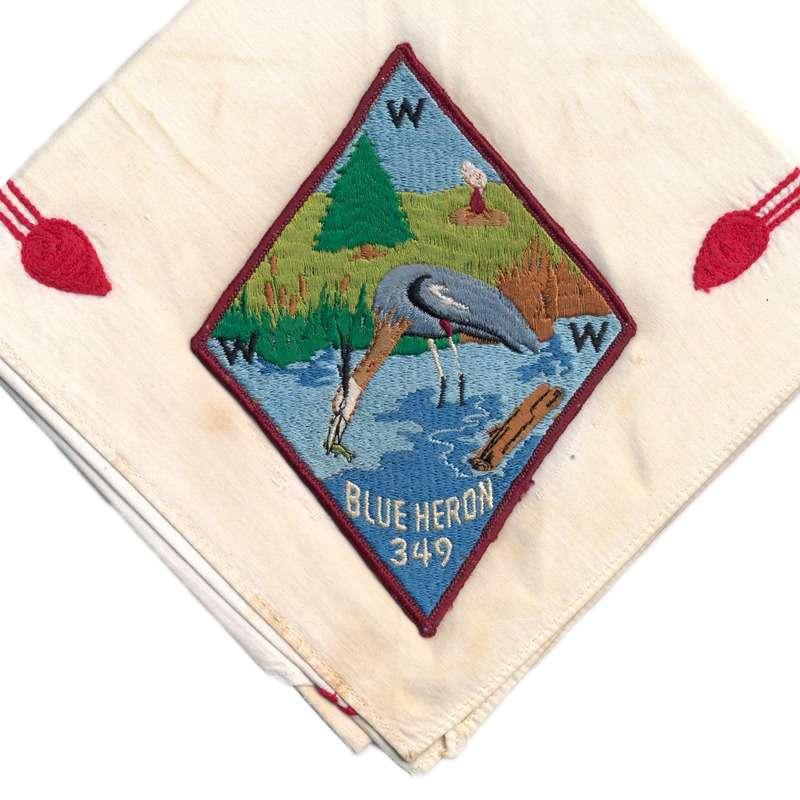 Blue Heron N7