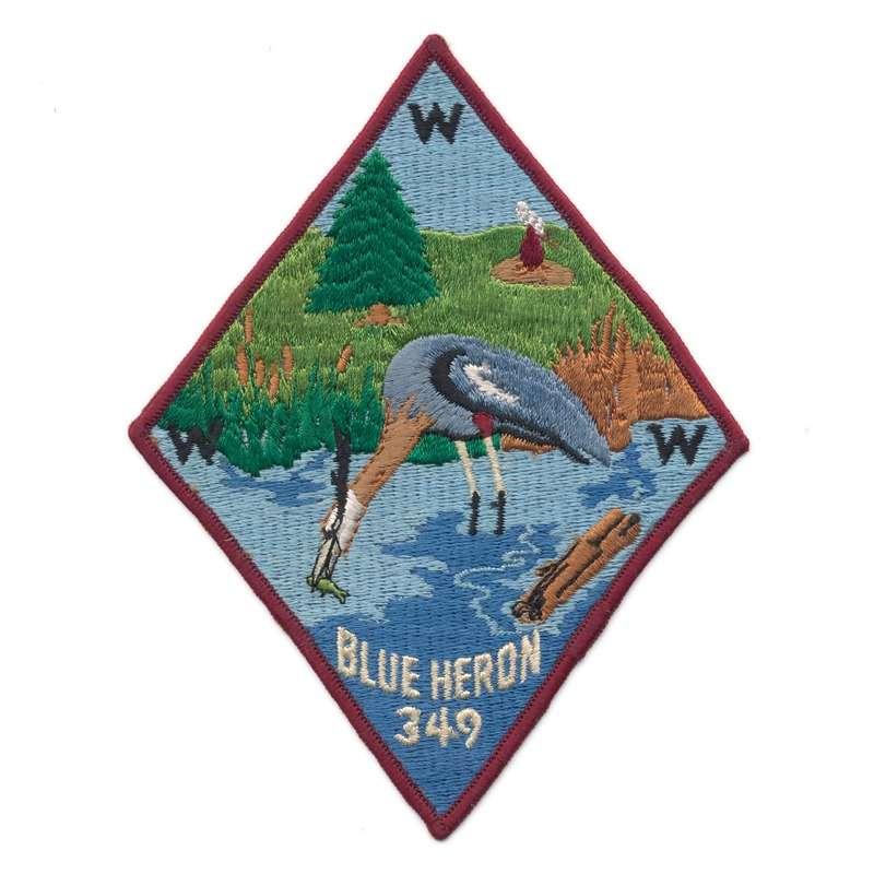 Blue Heron X4b