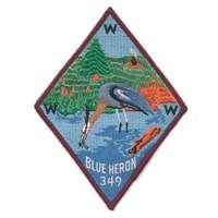 Blue Heron X6