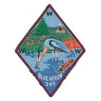 Blue Heron X7