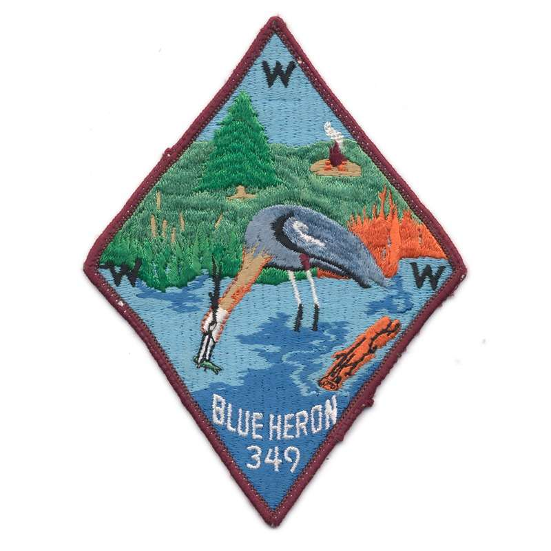 Blue Heron X8