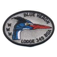 Blue Heron X14