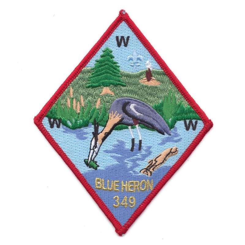 Blue Heron X29