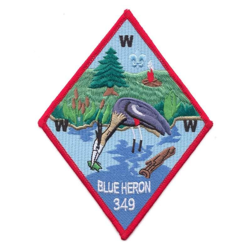 Blue Heron X41
