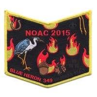 Blue Heron X43