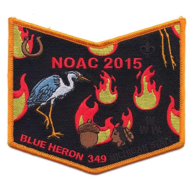 Blue Heron X44