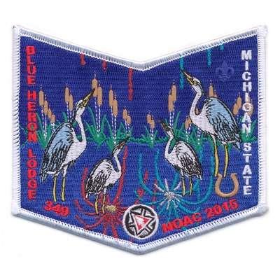 Blue Heron X46