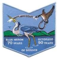 Blue Heron X54