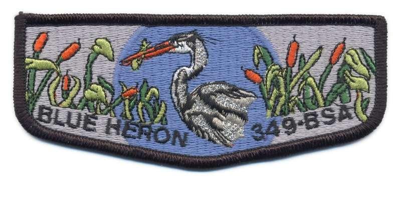 Blue Heron S19d