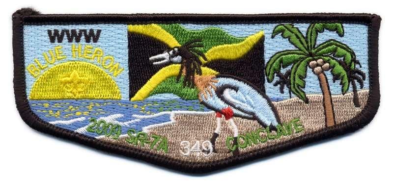 Blue Heron S98