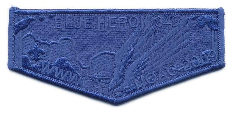 Blue Heron S104