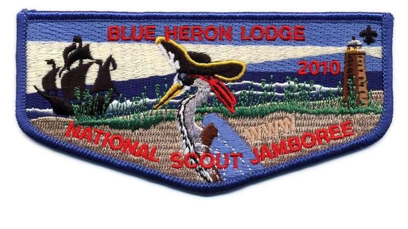 Blue Heron S109