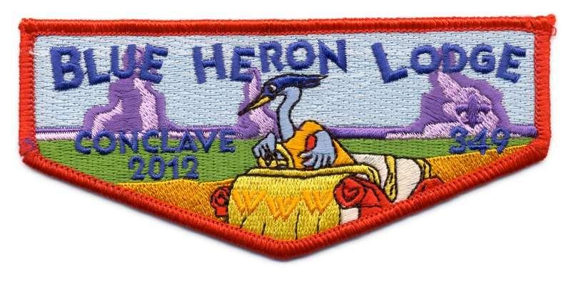 Blue Heron S112