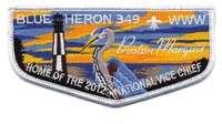 Blue Heron S116