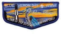 Blue Heron S117