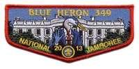 Blue Heron S124