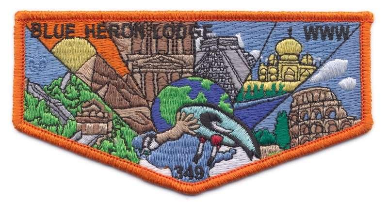 Blue Heron S129a