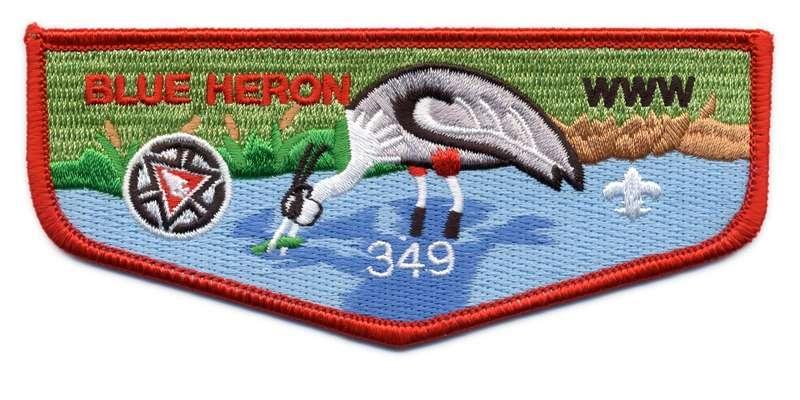Blue Heron S133