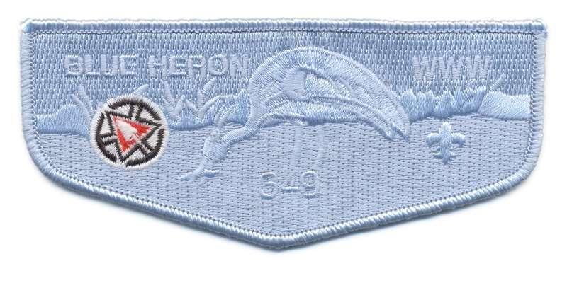 Blue Heron S135a