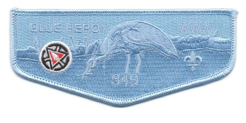 Blue Heron S135b