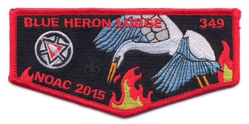 Blue Heron S136
