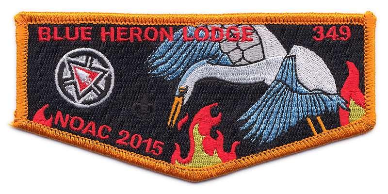 Blue Heron S138