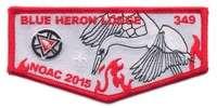 Blue Heron S139