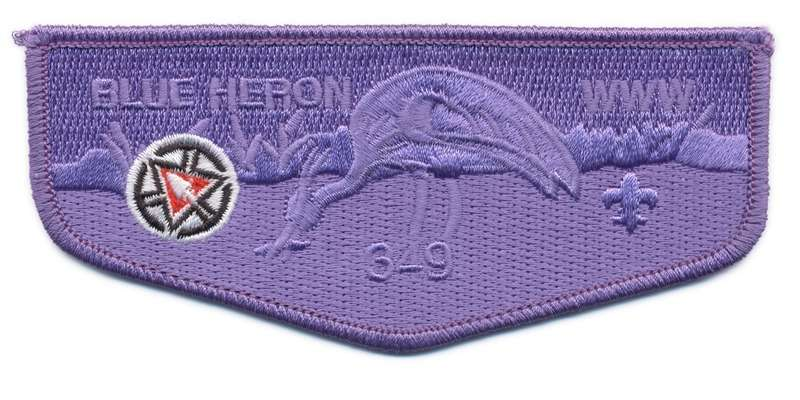 Blue Heron S142a