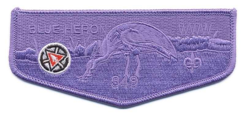 Blue Heron S142b