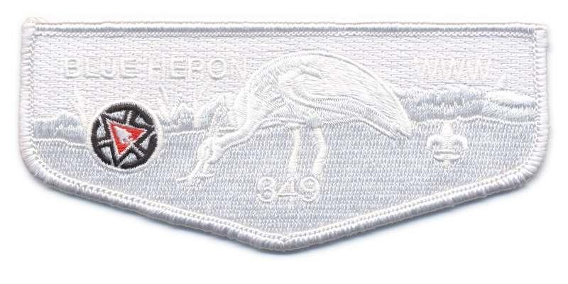 Blue Heron S143b