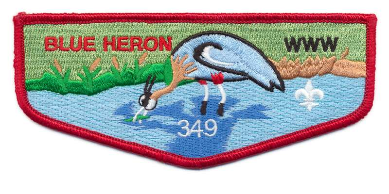 Blue Heron Lodge #349