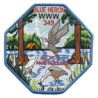 Blue Heron J6