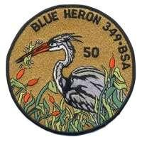 Blue Heron J8