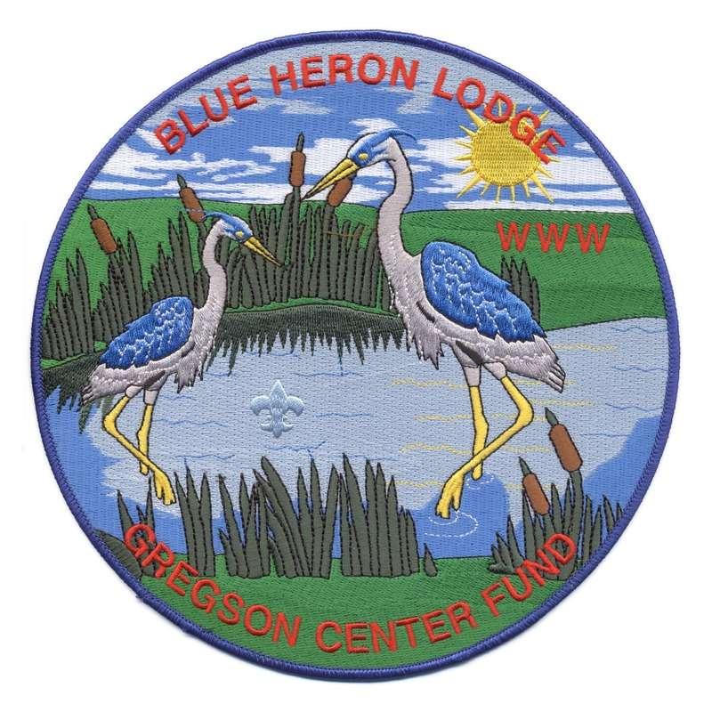 Blue Heron J16