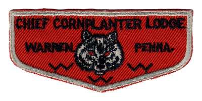 Chief Cornplanter F1a
