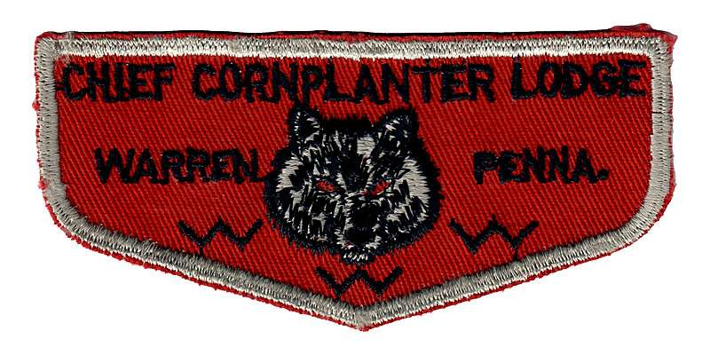 Chief Cornplanter F1c