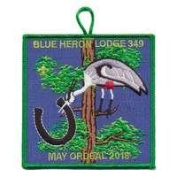 Blue Heron eX2018-2